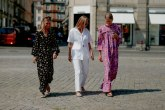 Modna inspiracija: Najlepše duge prolećne haljine sa Instagrama