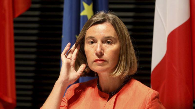 Mogerini: Rešenje bliskoistočnog sukoba po modelu dve države