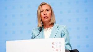 Mogerini dobila poziciju kopresedavajuća Visokog panela UN za pitanje interno raseljenih