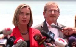 Mogerini i Han: Nove vlasti BiH treba da odvedu zemlju dalje na putu ka EU