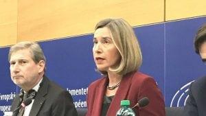 Mogerini nagovestila da neće tražiti novi mandat