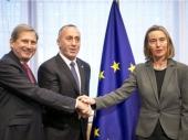 Mogerini napustila sastanak zbog Haradinaja