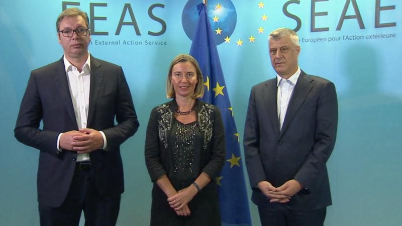 Mogerini pozvala Kosovo da povuče takse, zakazala sastanak u Briselu