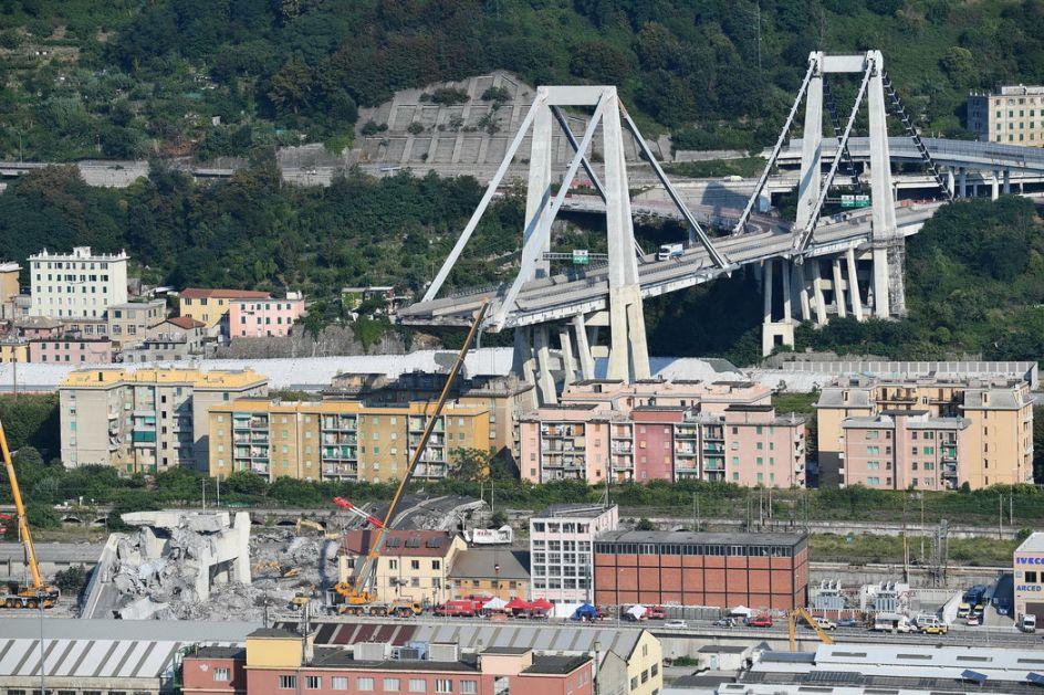 Moguća tužba zaposlenima Atlantije zbog urušavanja mosta