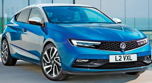 Mogući izgled nove Opel Astre