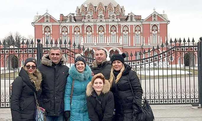 Moje putovanje: U Moskvi peru čak i semafore