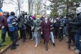Moldavija: Protest pristalica izabrane predsednice zbog planova parlamenta