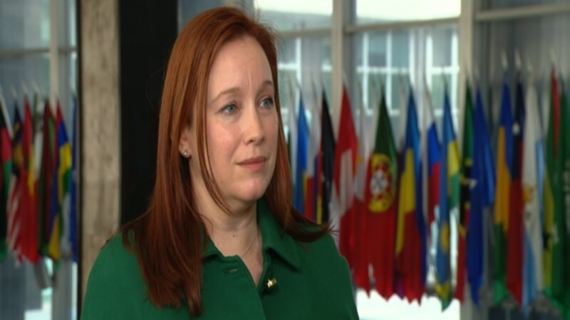 Moli Montgomeri: Naš cilj - sveobuhvatni sporazum o normalizaciji odnosa Srbije i Kosova