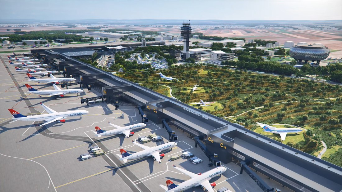 Momirović: Podižemo vazdušni saobraćaj, 21. maja prvi let za Solun
