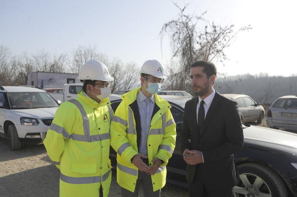 Momirović sa Mitrovićem o izgradnji autoputa i aerodroma