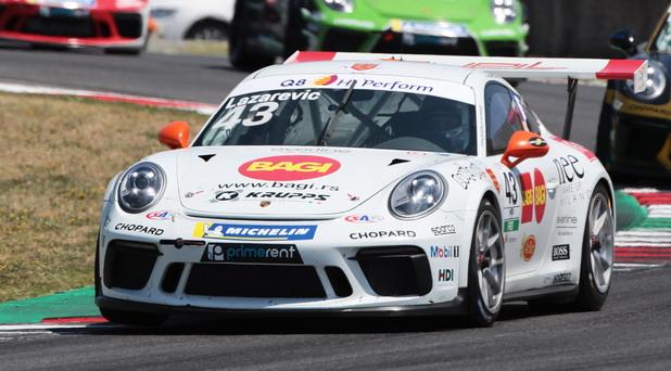 Monca – Srpski šampioni automobilizma, na čuvenoj stazi opravdali renome