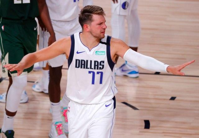 Monstruozni tripl-dabl Dončića protiv najbolje ekipe NBA