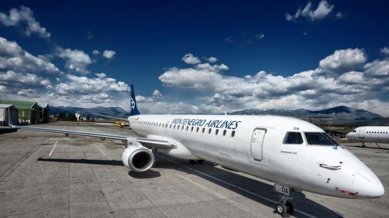Montenegro erlajns: Beograd zabranio slijetanje aviona naše kompanije