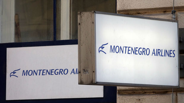 Montenegro erlajnsu suspendovano pravo sletanja na aerodrom u Beogradu