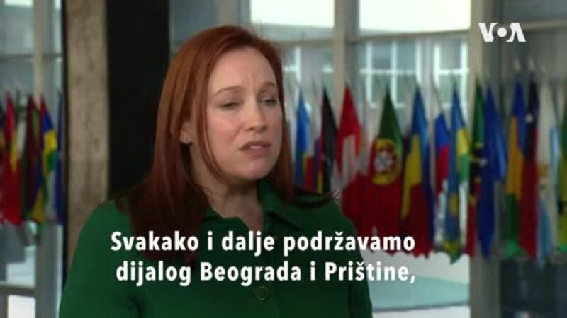 Montgomeri: Podržavamo dijalog Beograda i Prištine, uz posredovanje EU