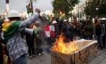 Morales između hapšenja i azila: Dan posle ostavke strasti se ne smiruju, opozicionarka na mestu predsednika