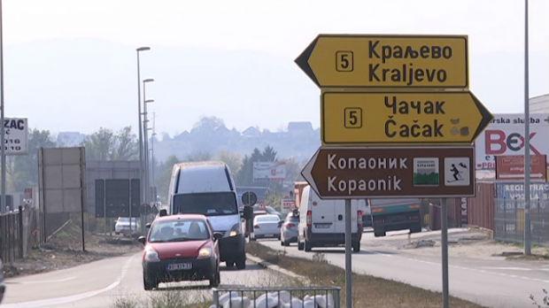 Moravski koridor – glavna saobraćajnica za pola miliona stanovnika