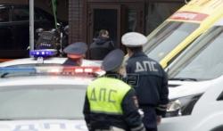 Moskovska policija uhapsila čoveka koji je pretio da će dići banku u vazduh