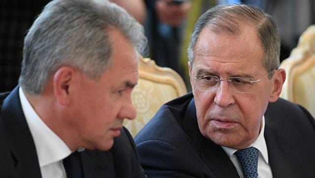 Moskva: Ko ne sluša Lavrova, slušaće Šojgua