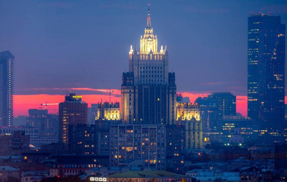 Moskva: Nadmeni ispadi iz Vašingtona protiv Rusije i Kine više ne iznenađuju