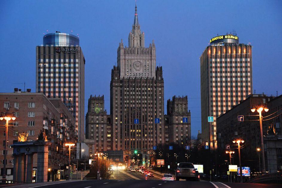Moskva: Predočićemo činjenicama zašto SAD lažu kada tvrde da Rusija krši Sporazum o otvorenom nebu