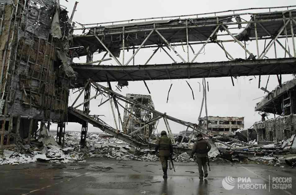 Moskva ne isključuje ofanzivu ukrajinskih snaga na Donbas u narednim danima