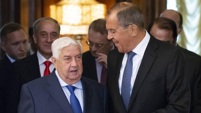 Moskva poručila Zapadu: Ne igrajte se vatrom u Idlibu