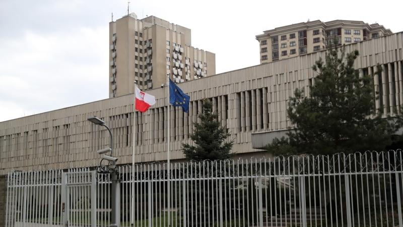 Moskva protjerala pet poljskih diplomata