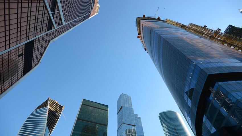 Moskva siti: Sedam neobičnih činjenica o biznis-centru ruske prestonice