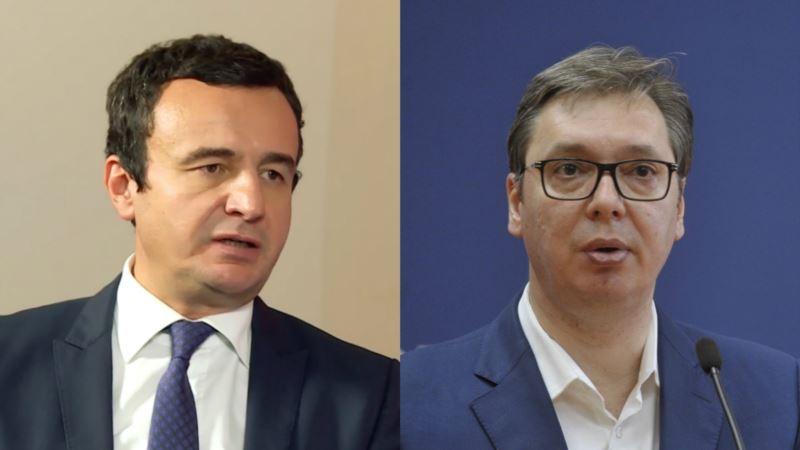 Most: Da li Vučiću više odgovara Tači nego Kurti?