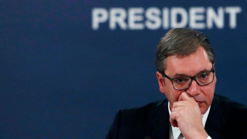 Most: Pokušava li Vučić da bude predsednik svih Srba?