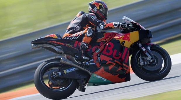 Moto GP: Istorija – prvenac Bindera, prvenac KTM