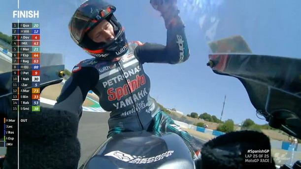 Moto GP: Prvenac Kvartarara u Heresu