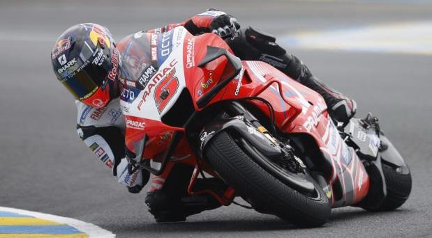 Moto GP: Zarko na polu u Nemačkoj