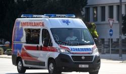 Motociklista jutros povredjen u udesu na raskrsnici Kneza Miloša i Višegradske