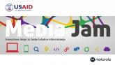 Motorola nagrađuje najbolje učesnike USAID Media Jam inicijative