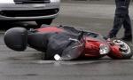 Motorom se direktno sudario sa taksi vozilom: Težak udes kod Niša, poginuo muškarac