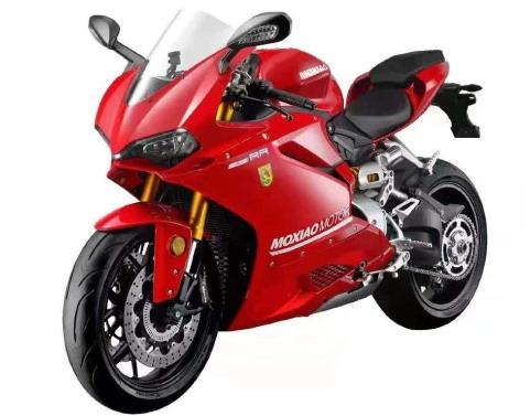 Moxiao 500RR - izgleda kao Ducati Panigale, ali to nije