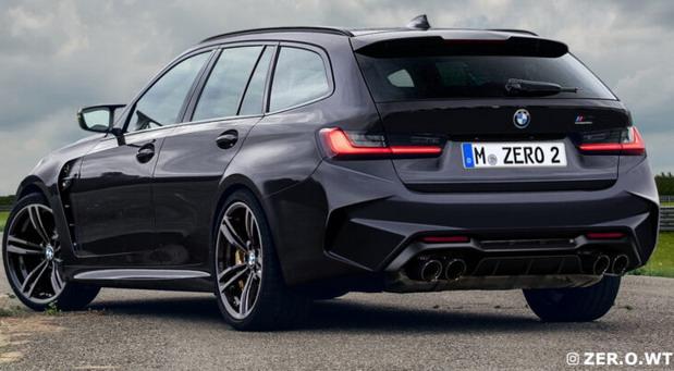 Možda i BMW M3 Touring