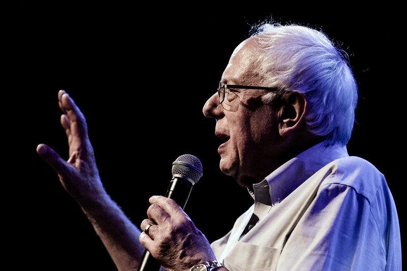 Može li Sanders da pobedi Trampa?