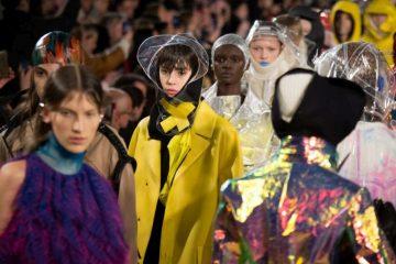 Može li bizarnije? Šta je to osvojilo Nedelju mode u Parizu (foto)
