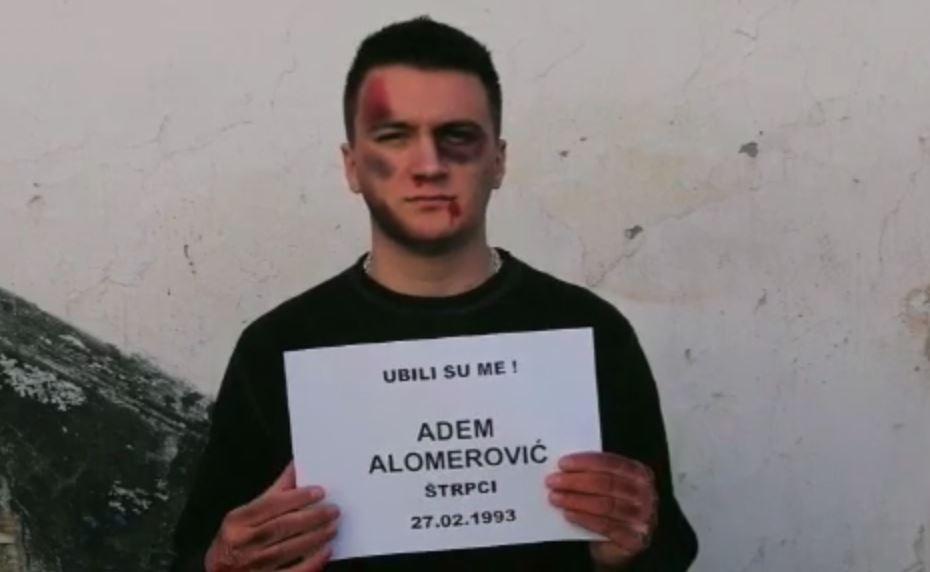 Mreža mladih IZ-e podsjetila javnost zločin u Štrpcima