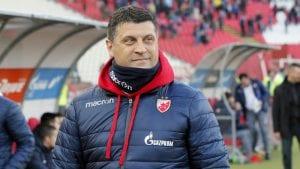Mrkela: Milojević će ostati trener u Zvezdi dok on bude želeo
