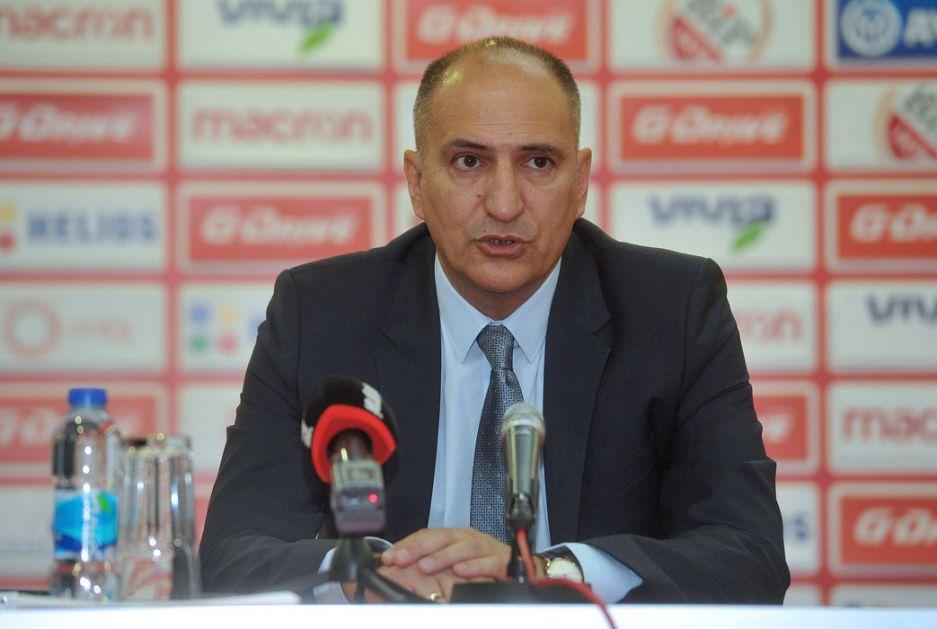 Mrkela: Van la Para zbog nediscipline na transfer listi