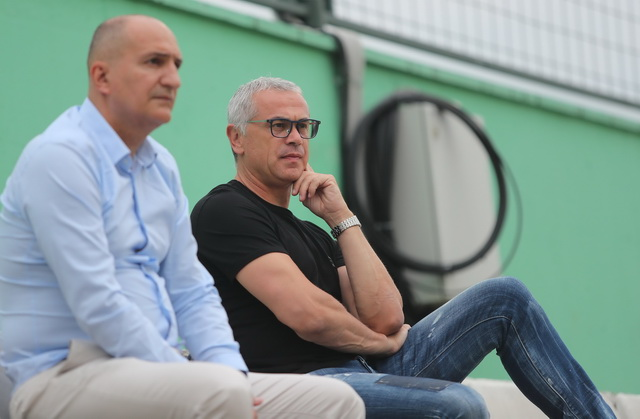 Mrkela o učinku sa Partizanom: Iskrivljena slika, poništena su nam dva regularna gola!
