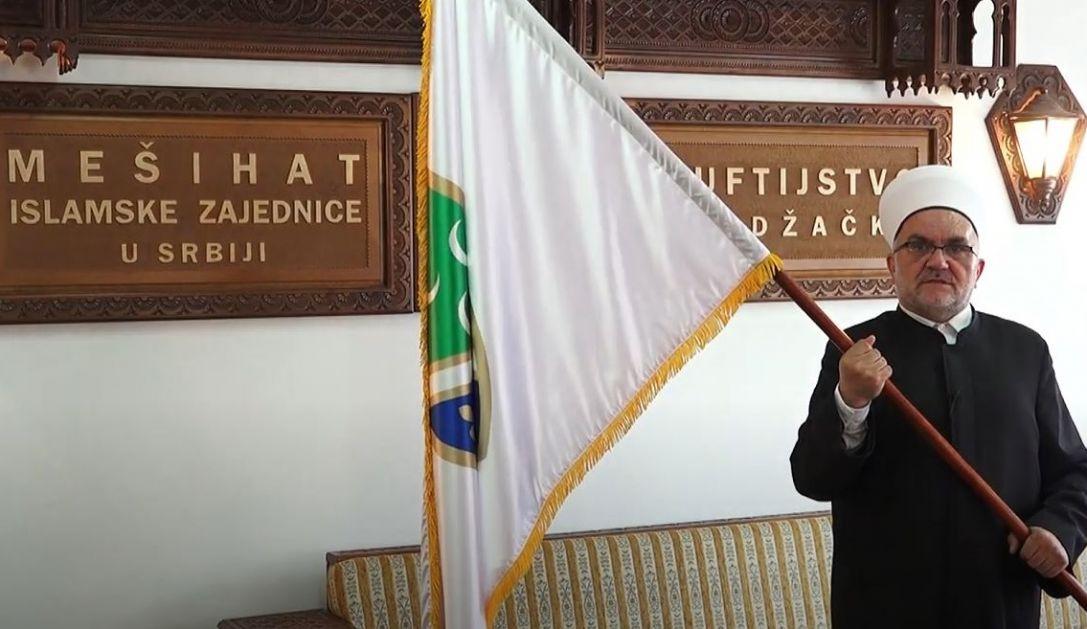 Muftija Dudić: Mubarek olsun Dan sandžačke zastave