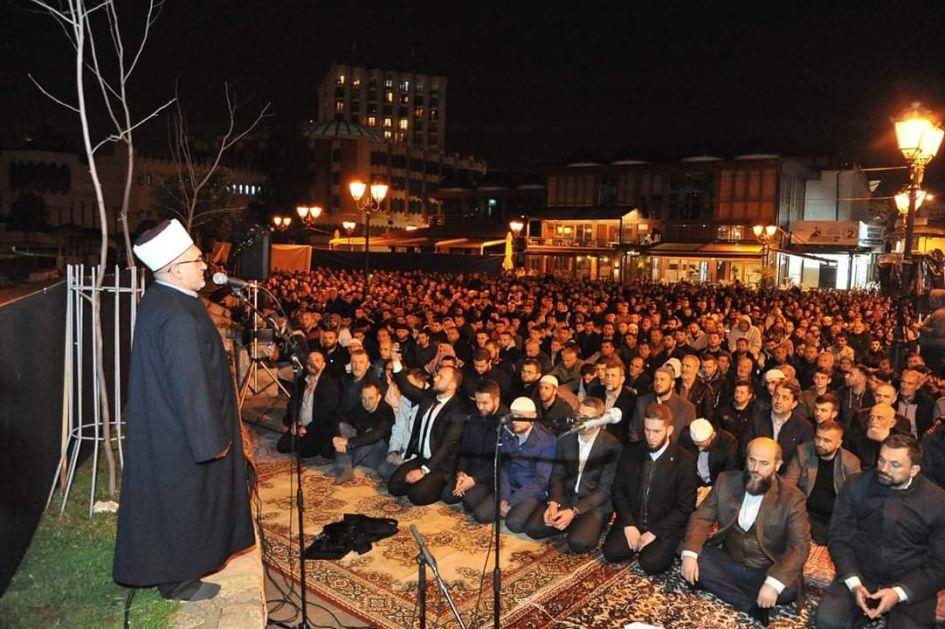 Muftija Dudić: Prostor Ejup-begove džamije ponovo će biti vakuf