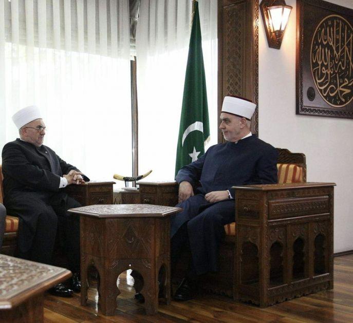 Muftija Dudić sa Reis-ul-ulemom o stanju u Sandžaku