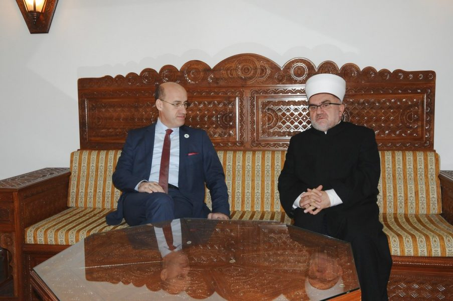 Muftija Dudić sa Salkićem o položaju Bošnjaka