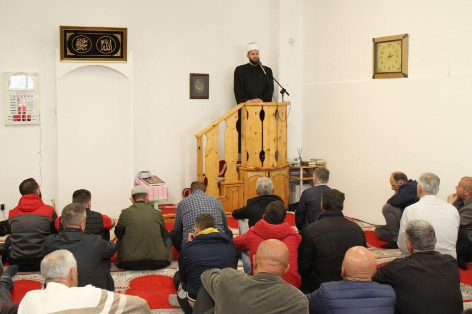 Muftija sandžački posjetio Sjenicu